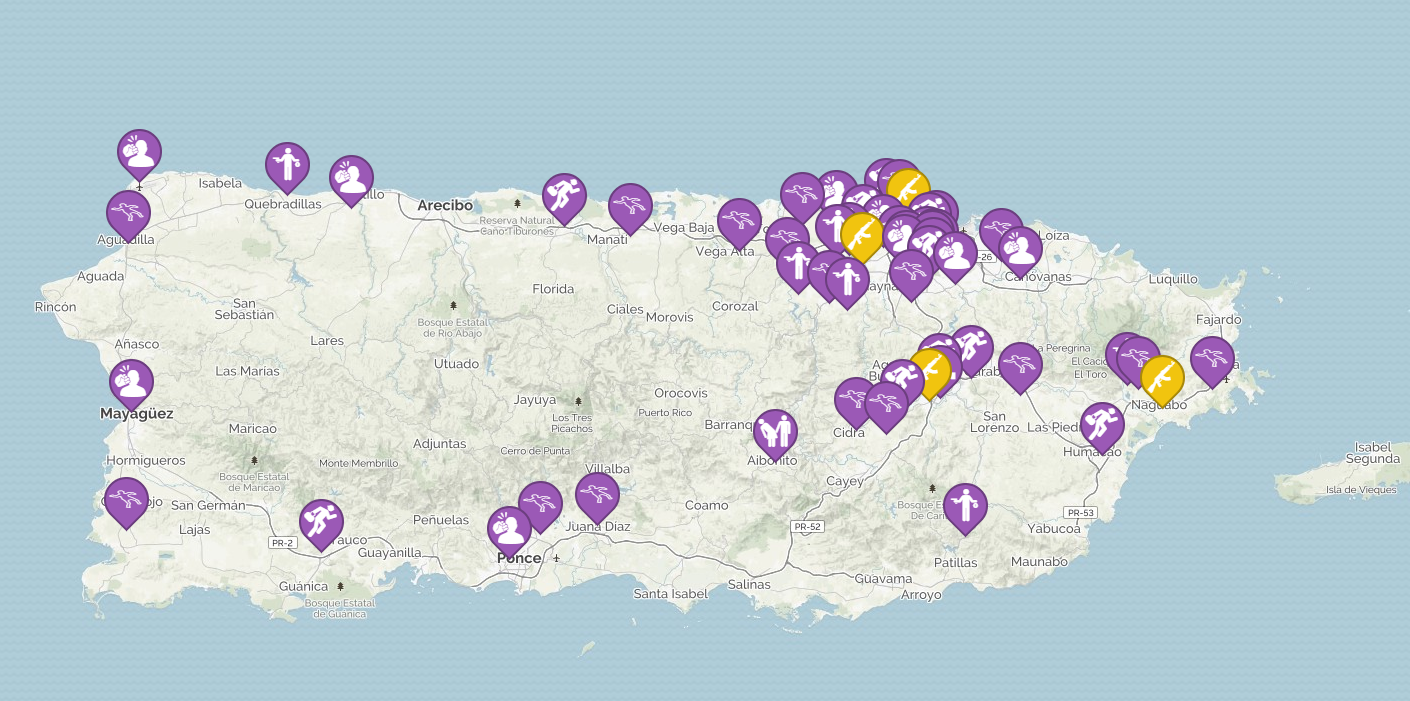 Relevant Security Incidents in Puerto Rico: July 2018