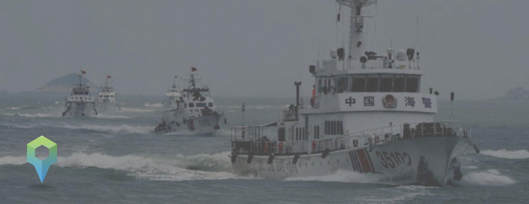 Chinese Coast Guards now have People's Liberation Army Navy former fleet ships after militarisation of South China Sea