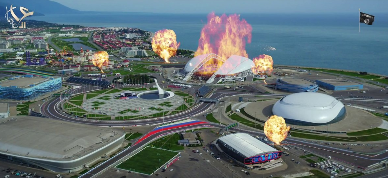 IS calls for lone wolf terrorist attacks on the 2018 Russia World Cup