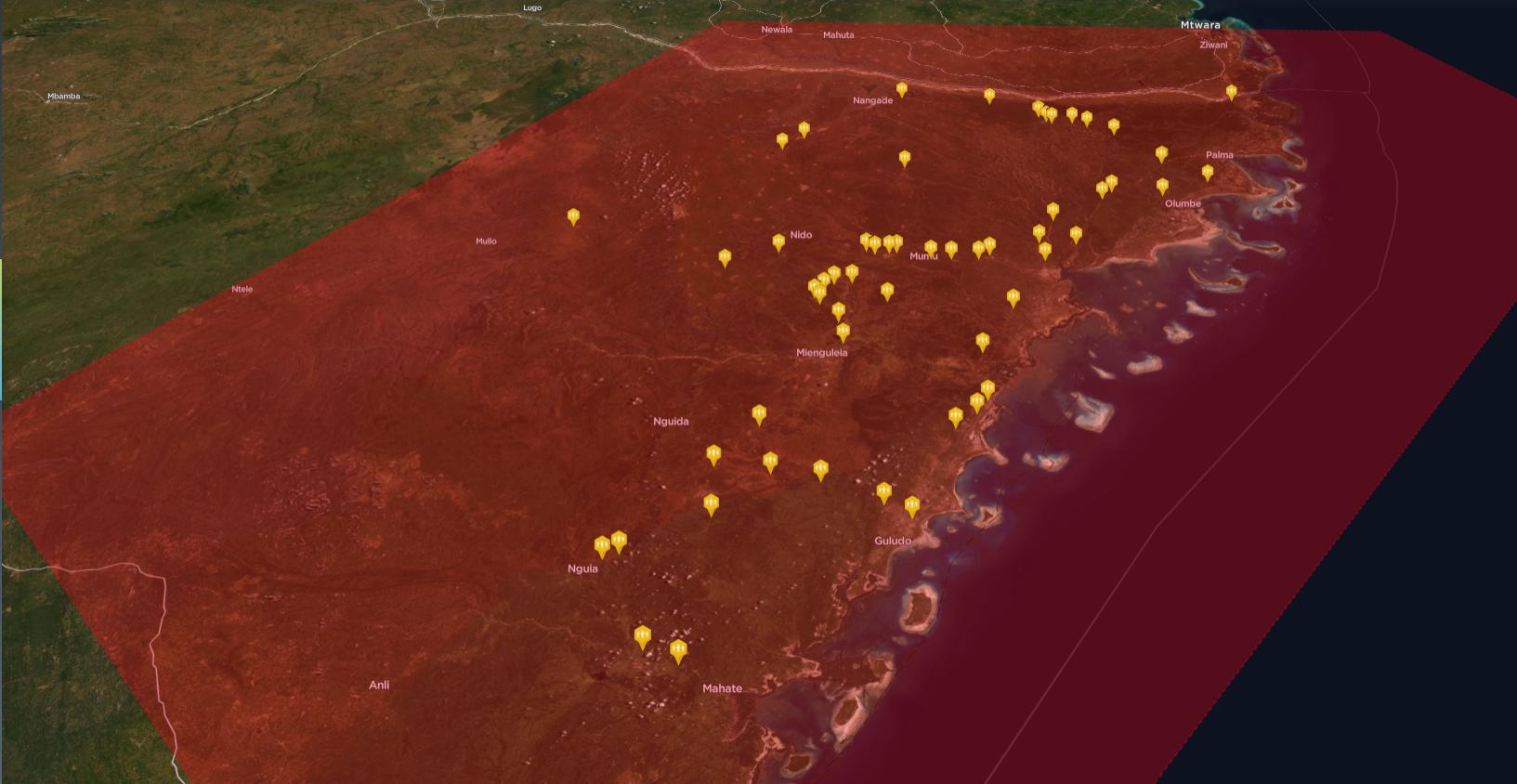 mozambique attacks in cabo delgado