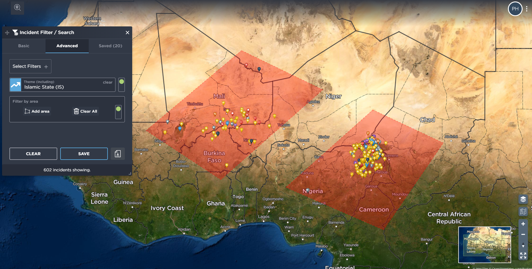 Islamic State West Africa Province ISWAP ISIS in Nigeria Boko Haram
